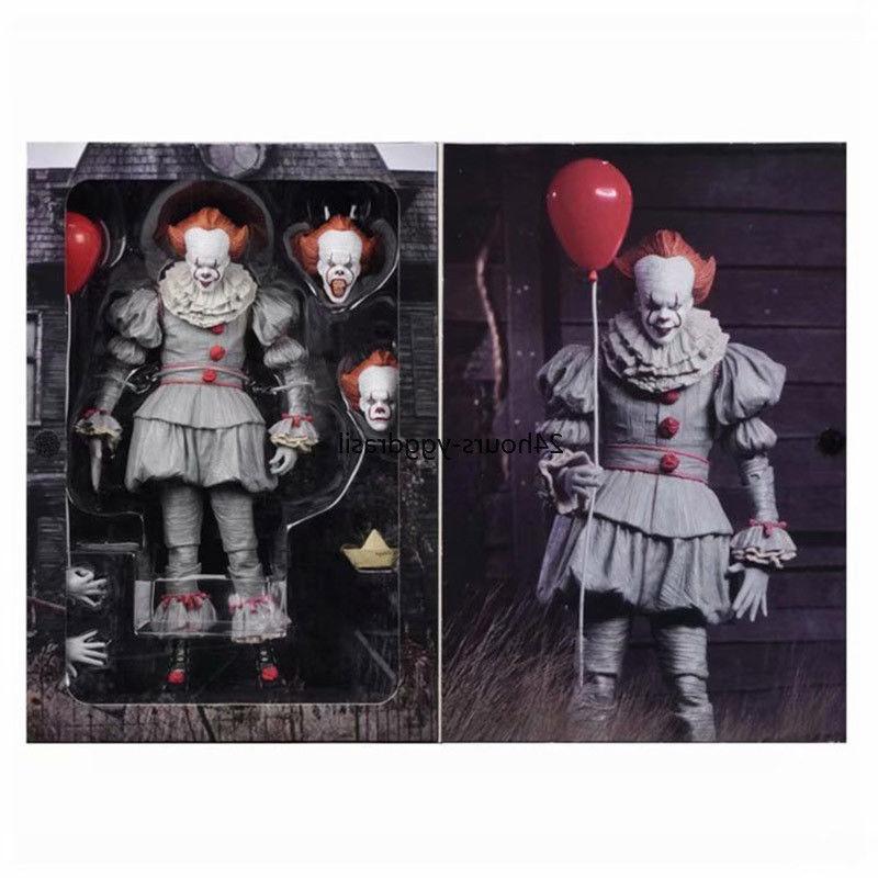 Pennywise IT Figure Ultimate Clown NECA Figures