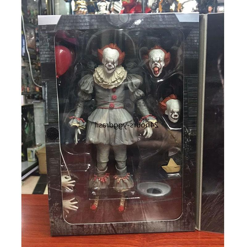 """Pennywise Action NECA 7"""" Figures"""