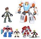 Hasbro Playskool Heroes Transformers Rescue Bots Action Figu