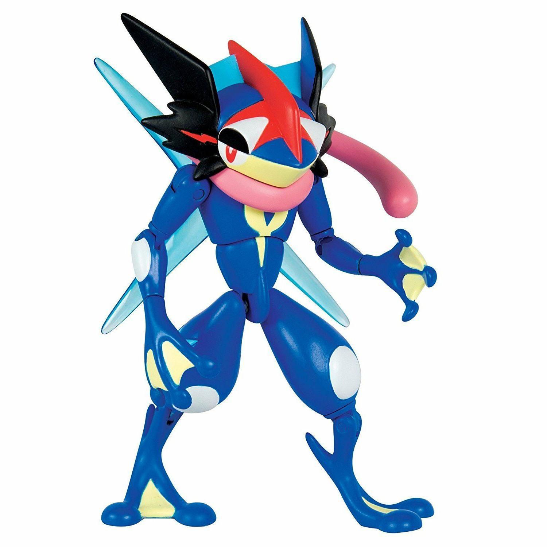 Pokémon Figure Greninja Hero Posable Toy 4+years