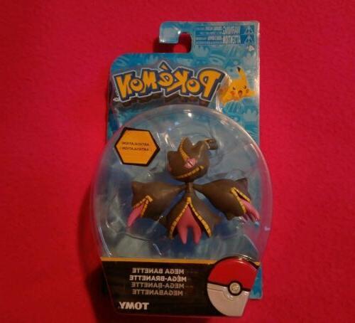 Pokemon Action Figure Mega Banette