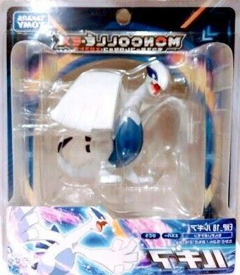 pokemon collection ehp 18 ex moncolle lugia