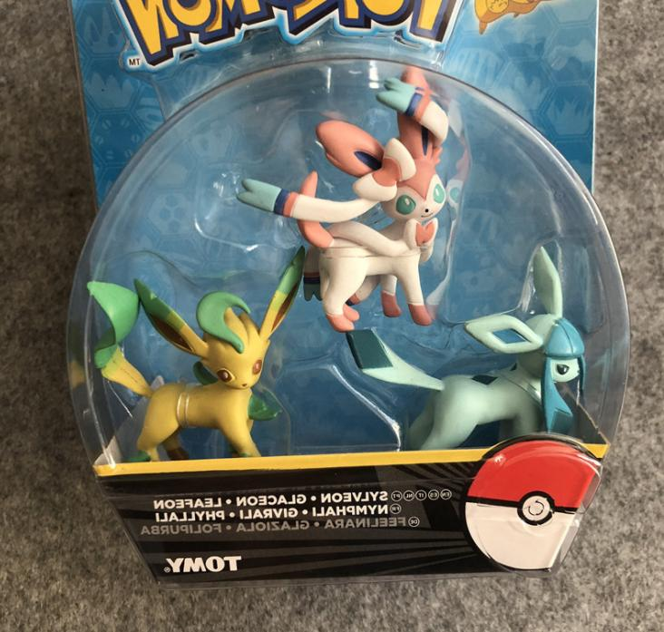 TOMY evolution family toys 2inches