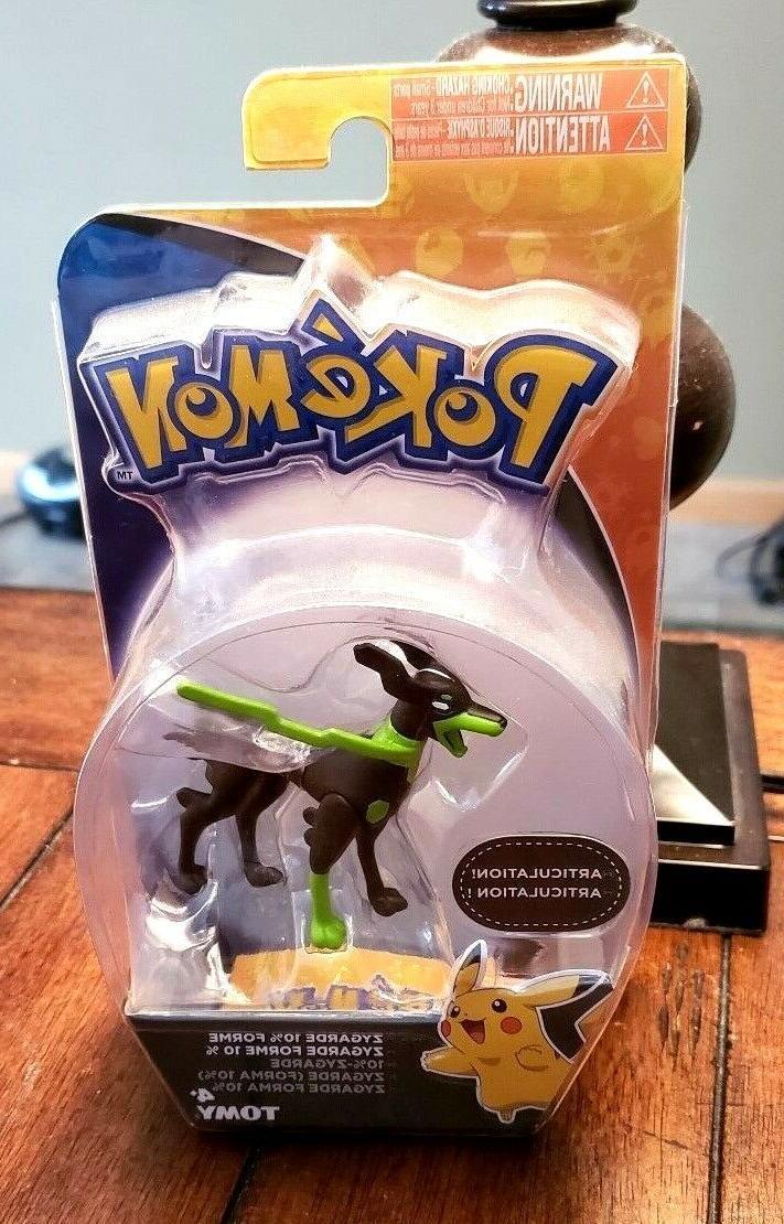pokemon zygarde action figure toy articulation rare