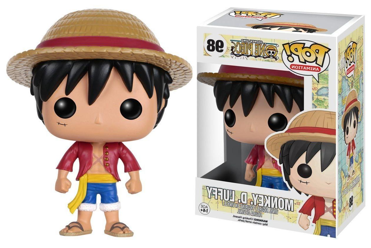 pop anime one piece luffy action figure