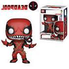 Funko Pop Deadpool Red Venom Action Figure Toy Model Gift Co