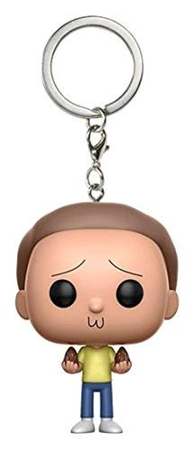pop keychain rick morty action
