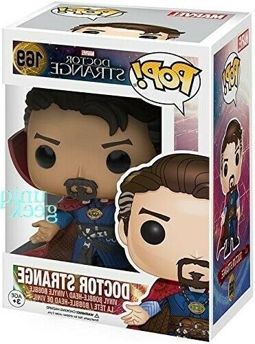 pop marvel dr strange action figure bobblehead