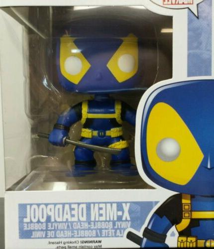 Funko POP! Marvel X-Men Vinyl