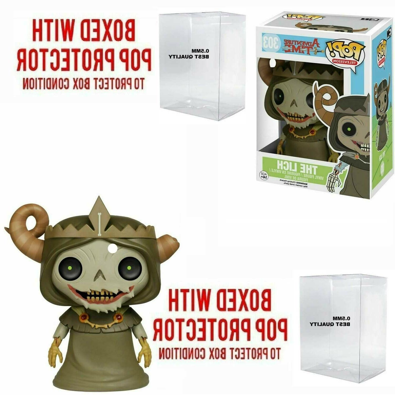 pop television adventure time the lich 303