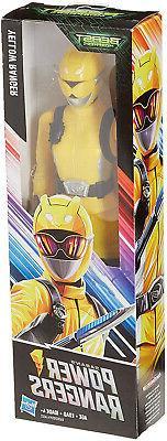 Hasbro Power Rangers Beast Morphers Action Figure 12-INCH Ye