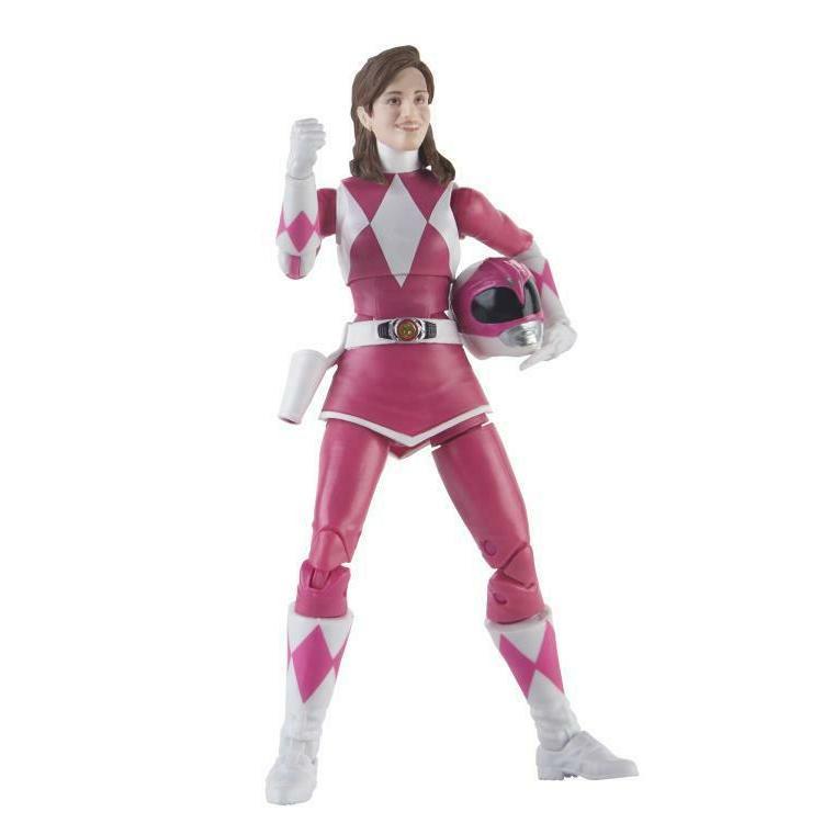 """Power Rangers Lightning 6"""" Action"""