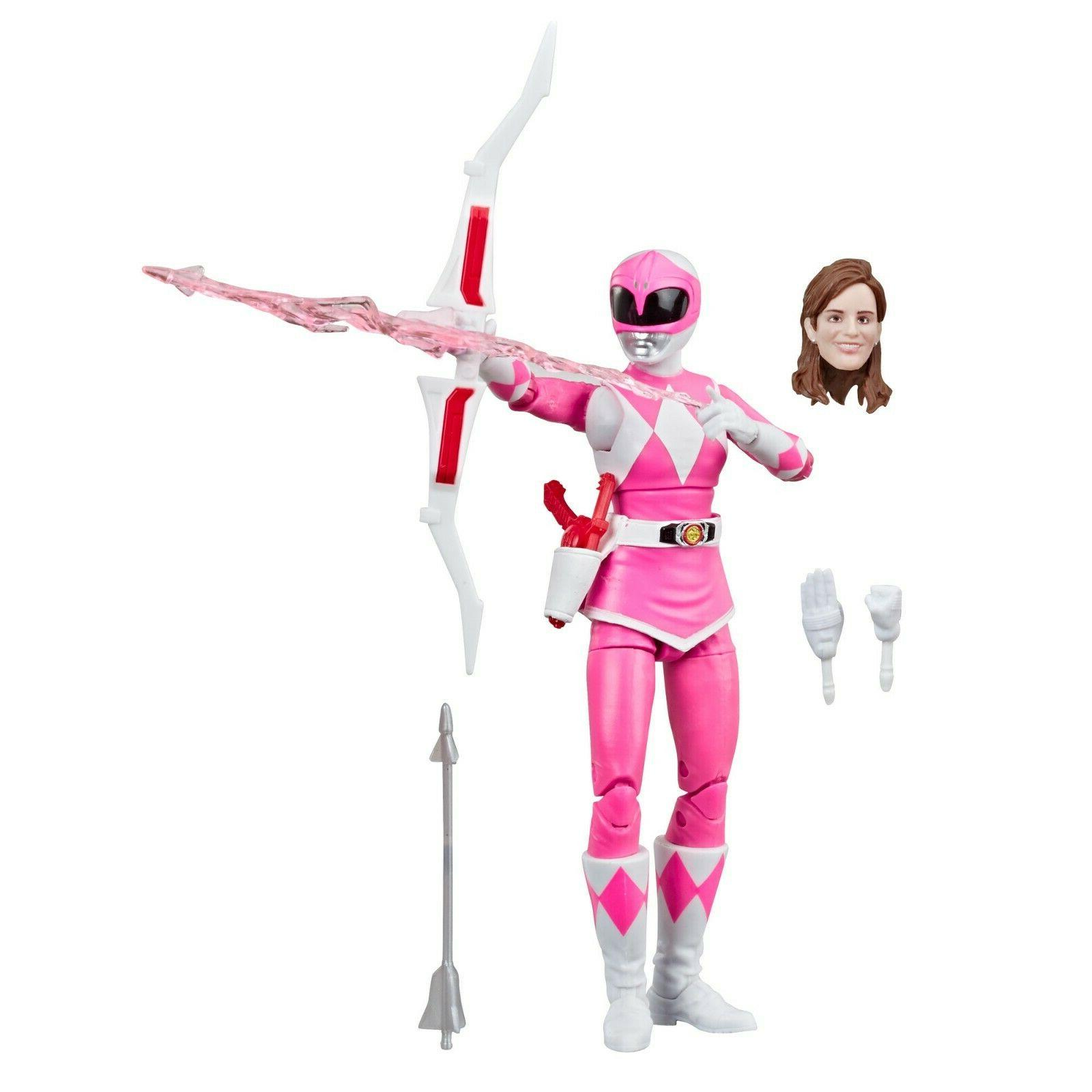 """Power Rangers Morphers Lightning 6"""" Figure"""