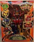 Power Rangers Jungle Fury Deluxe Jungle Pride Megazord Tiger