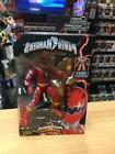 "Power Rangers Legacy Collection Dino Thunder Red Ranger 6"" A"