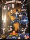 Power Rangers Legacy ~ METALLIC BLUE RANGER ACTION FIGURE ~
