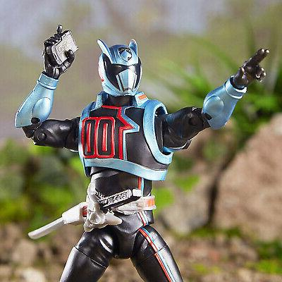 Collection 6 S.P.D. Shadow Ranger Action Figure