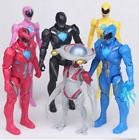 Power Rangers Super Heros The Movie 6 PCS Character Action F