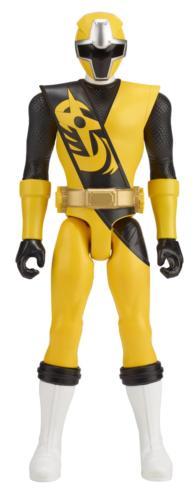 Power Rangers Super Ninja Steel 12-inch Action Figure, Yello