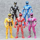 Power Rangers The Movie 2017 New 17cm Action Figures 5pc/Set