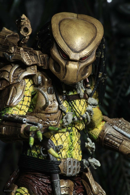 Predator Ultimate Elder: Angel NECA
