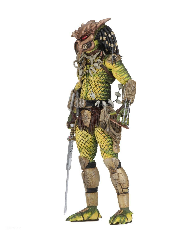 Predator 2 Scale Action Ultimate Elder: The Angel NECA