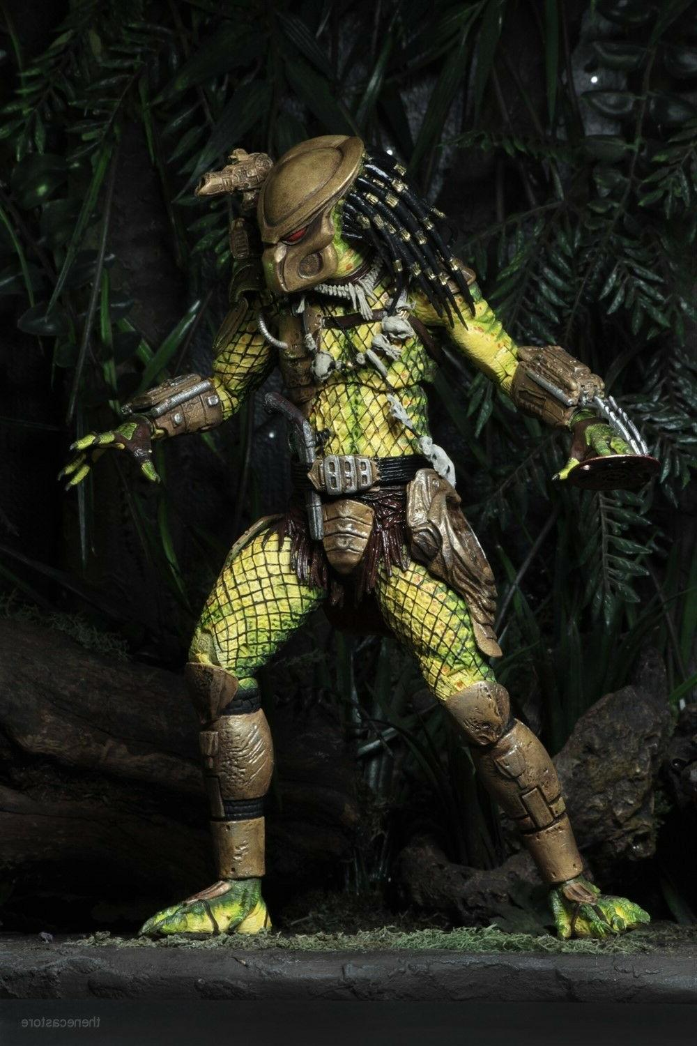 Predator 2 - Scale Action Figure - Ultimate The Angel - NECA