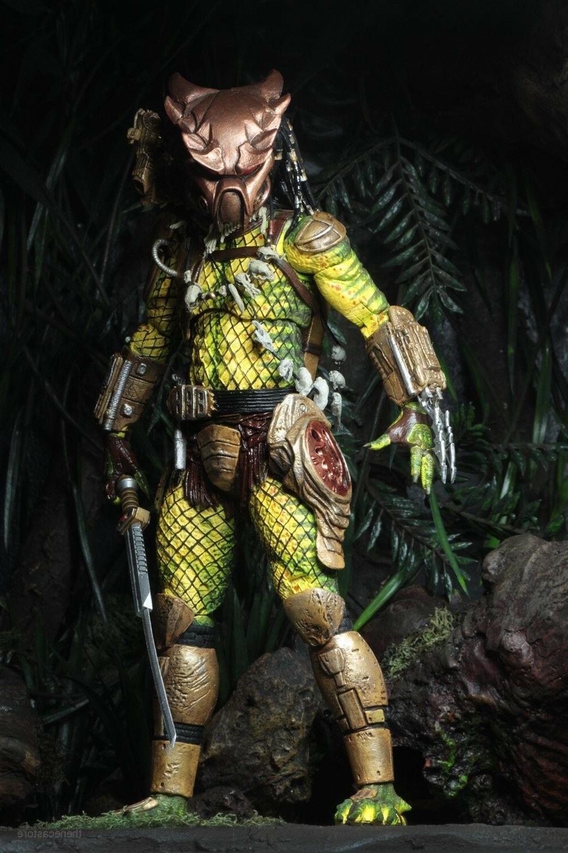 Predator - Scale - Ultimate Elder: The Golden Angel