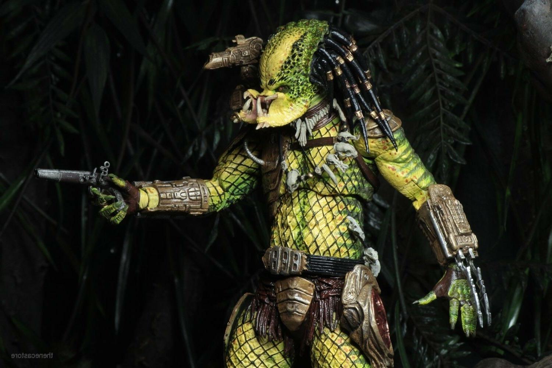 Predator 2 Scale Action Figure - Ultimate Elder: The Golden Angel -