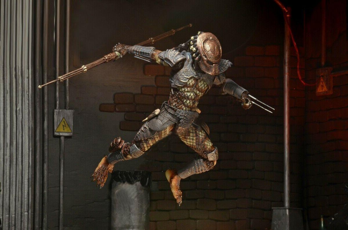 NECA Predator City 7″ Action Figure NEW
