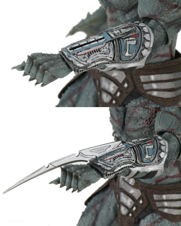 Predator Action Figure Deluxe Armored NECA