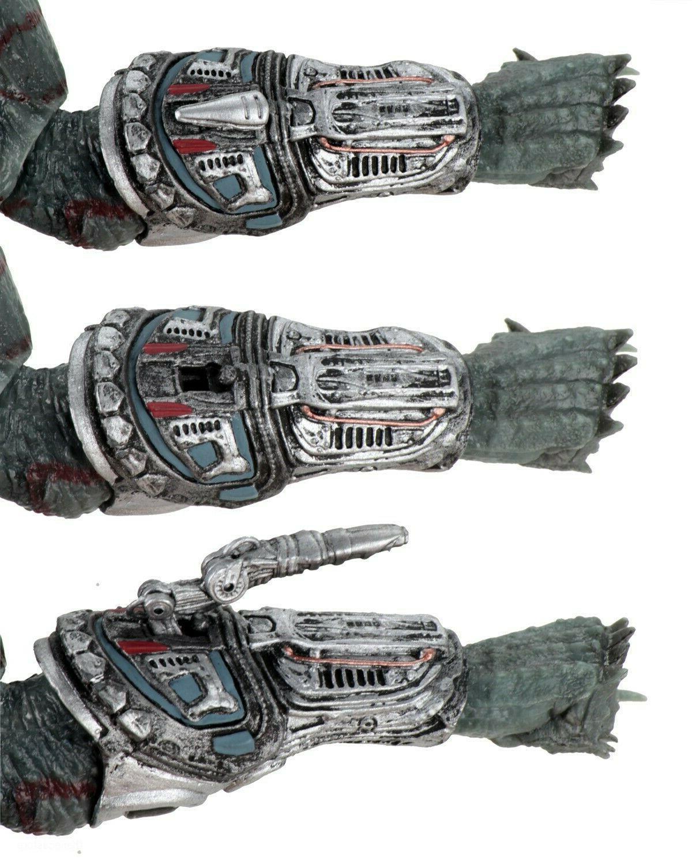 "Predator - 7"" Scale Action Figure Deluxe Armored Assassin Predator NECA"