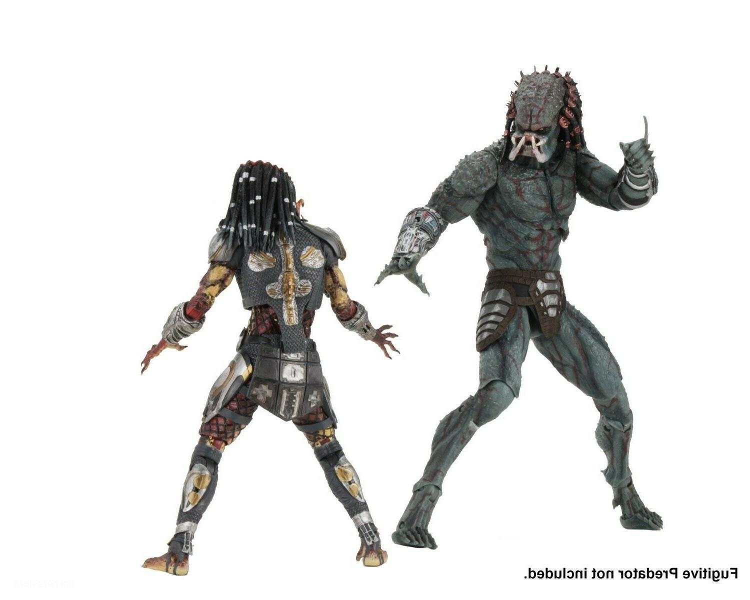 Predator Scale Action - Armored