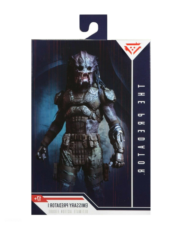 "Predator 7"" Action Figure Emissary - NECA"