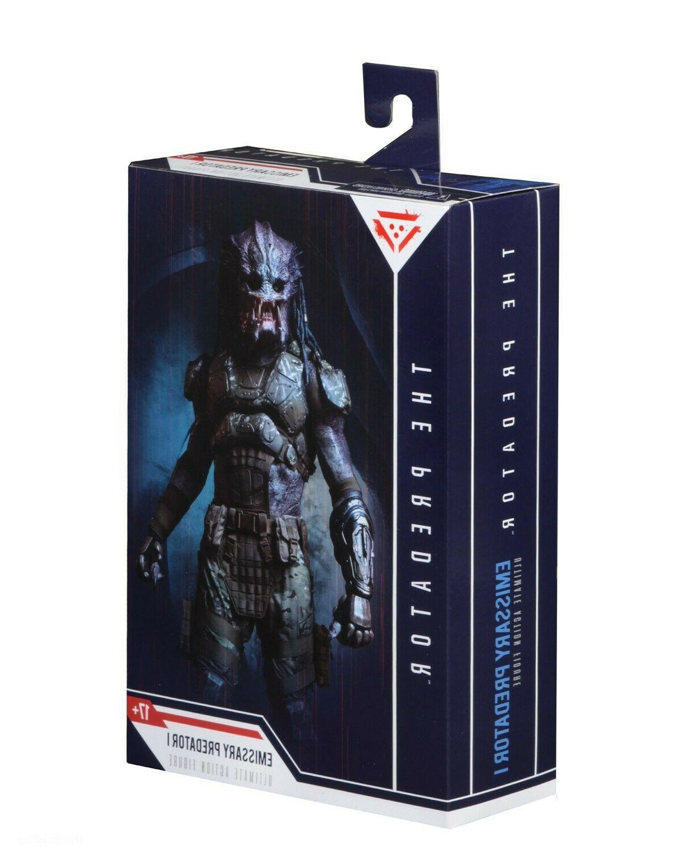 "Predator 7"" Action - Emissary #1 -"