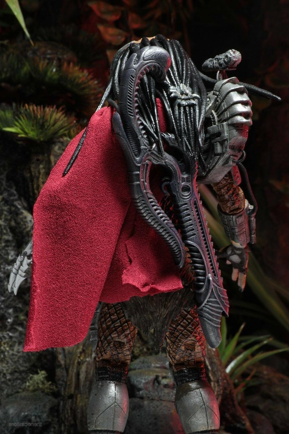 Predator Action Figure Ahab