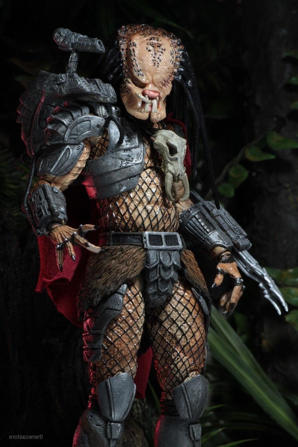 Predator Scale Action Figure Ultimate Ahab