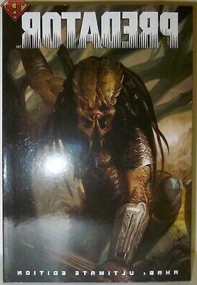 predator 7 scale action figure ultimate ahab