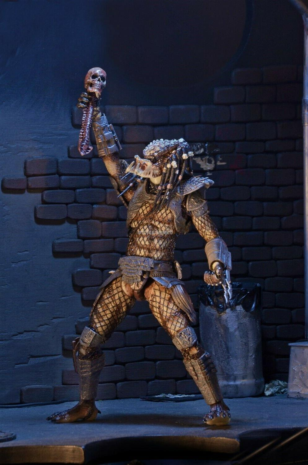 Predator Scale Action Figure City