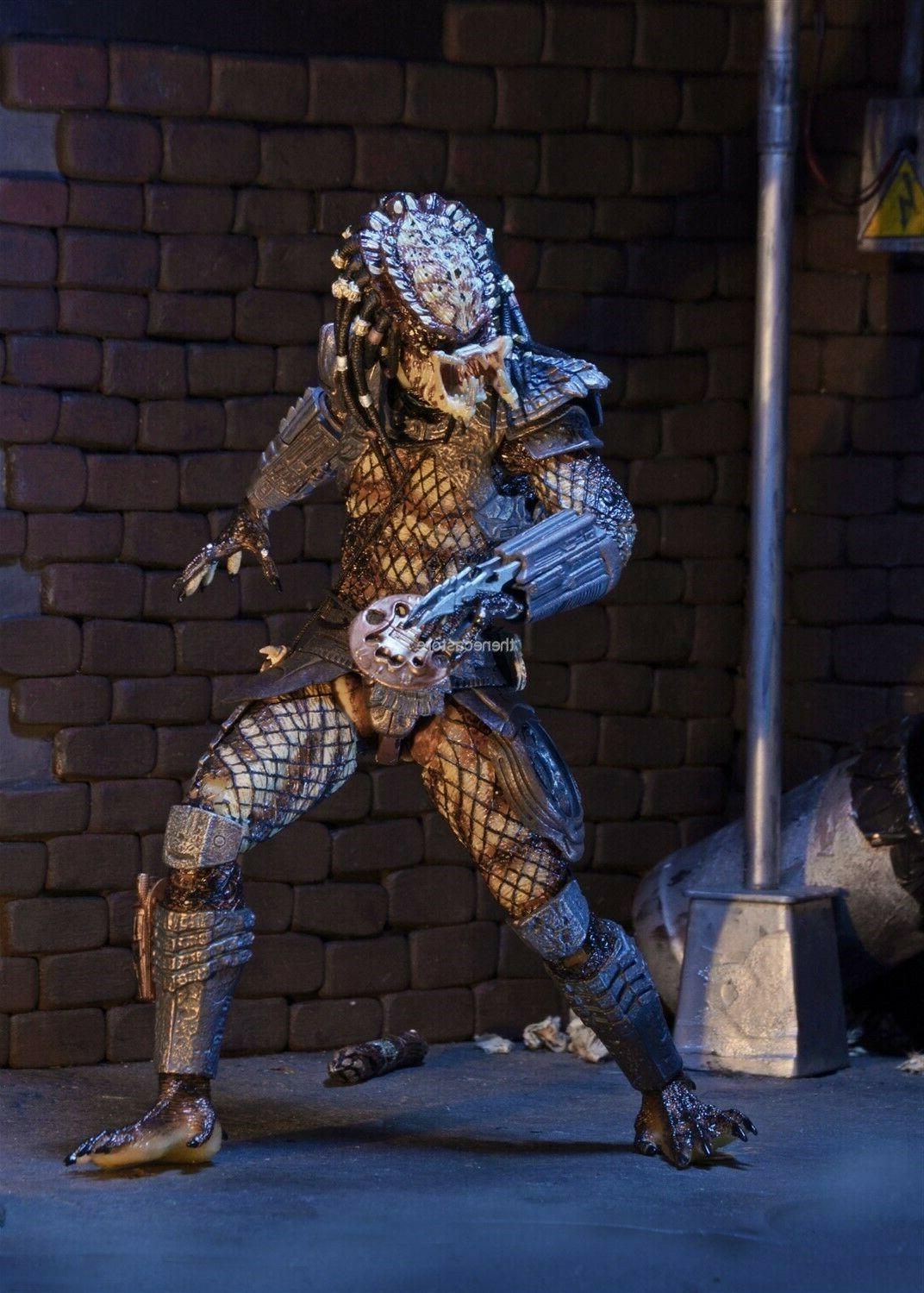 Predator - Action - Ultimate City Hunter - NECA