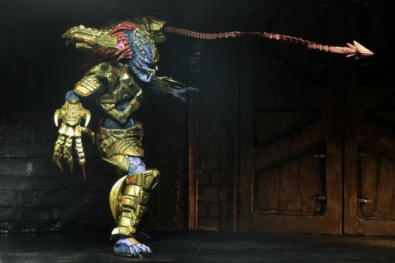 Predator Action Figure Lasershot - NECA