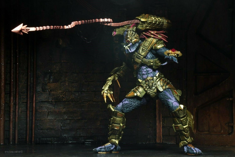 """Predator 7"""" Action - Lasershot"""