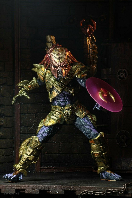"Predator - 7"" Action Figure - Lasershot Predator -"