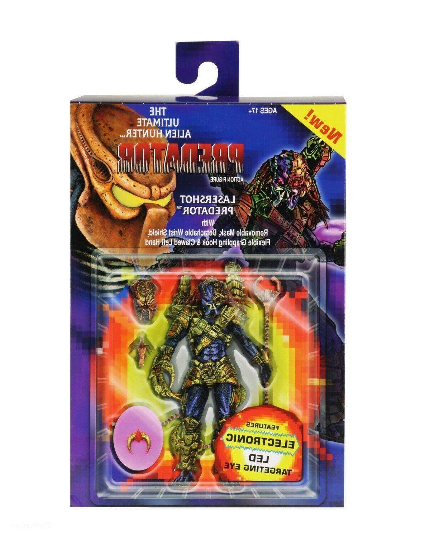 "Predator - 7"" Action Figure Lasershot"