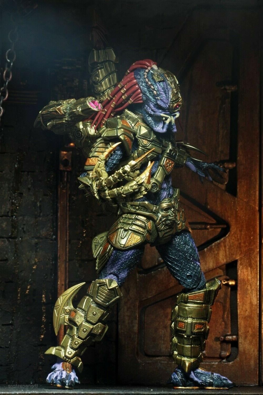 Predator - Scale Action Figure Lasershot NECA