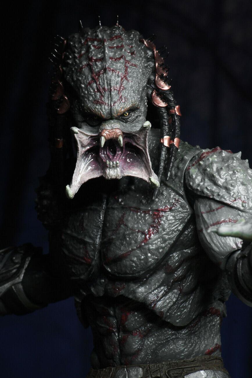 NECA Predator Deluxe Assassin 2018 Action Figure
