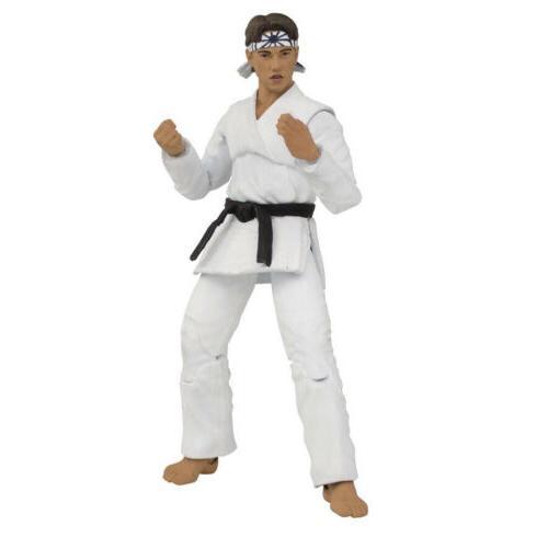 """PREORDER Icon Karate Larusso 6"""" Bobble Figure"""