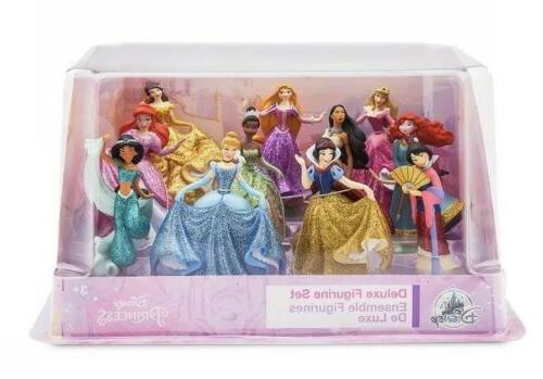 princess 11 pieces happily ever after deluxe