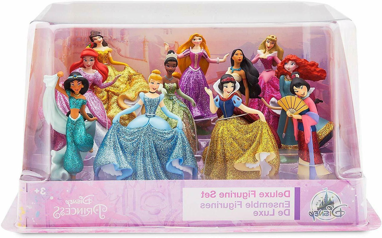 Disney Princess Deluxe Piece Figure - Ever After''