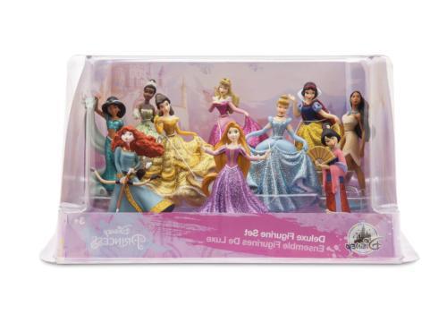 princess deluxe figure play set